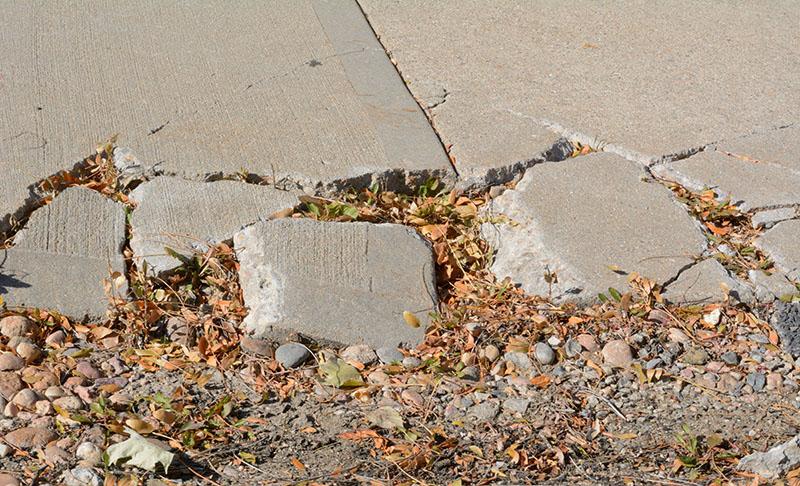 concrete repair oklahoma city